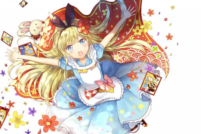 widescreen alice in wonderland wallpaper 2720x1800 for iphone 5s
