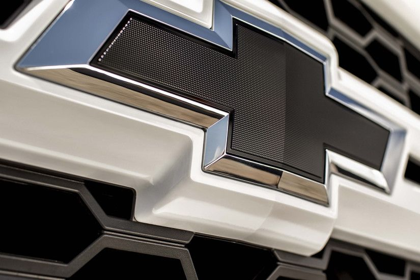2016 #Silverado 1500 Black Bowtie Emblems, Front and Rear Set: Dress up and