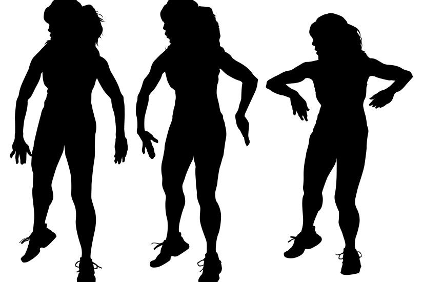 Zumba Dancer Clipart Images Amp Pictures Nearpics