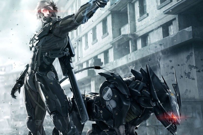 Metal Gear Rising Machine Robot wallpaper | 1920x1080 | 78832 | WallpaperUP