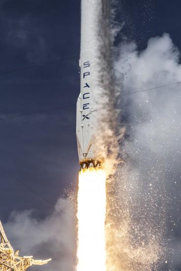Falcon 9 Launches ORBCOMM OG2 Satellites to Orbit