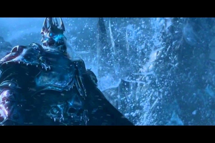 Cinematic Wow Wrath of the Lich King with music HD 1080p .