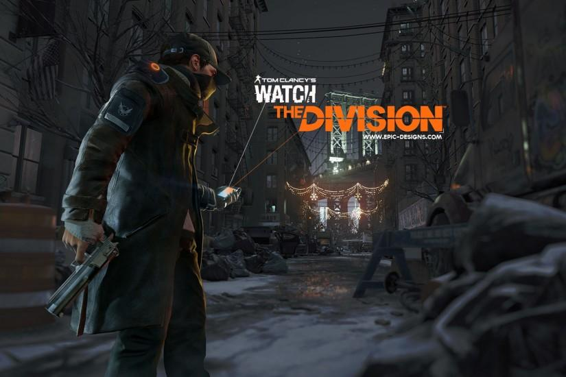The Division Wallpaper 1920x1080 Download Free Beautiful