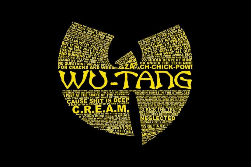 Preview wallpaper music, hip hop, rap, wu tang, clan 1920x1080