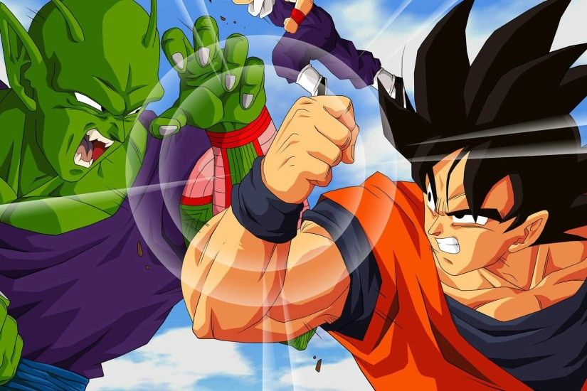 Piccolo Dragon Ball Z wallpaper | 1800x1500 | 248998 | WallpaperUP 0 HTML  code. Goku vs Piccolo, Goku vs Piccolo!