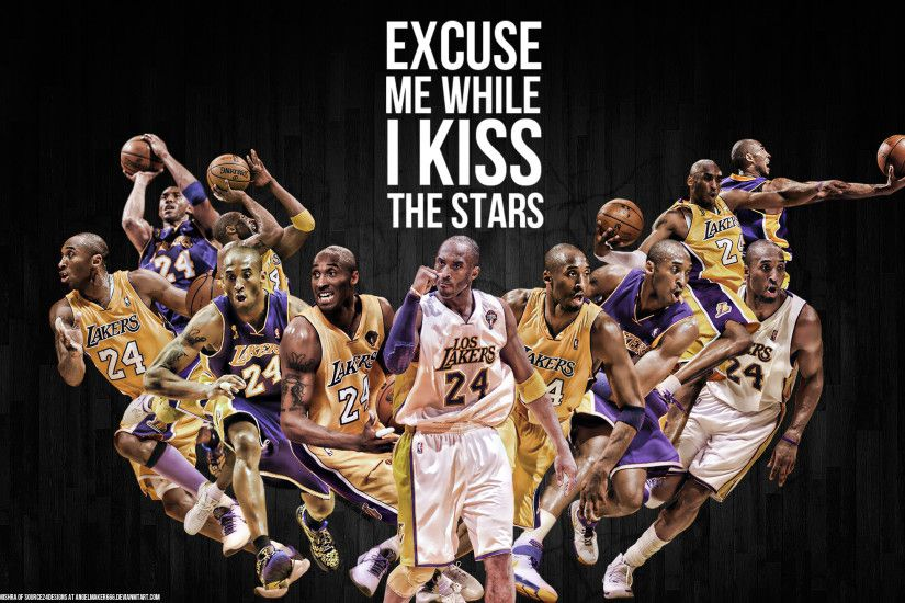KevinHarrell 178 56 Kobe Bryant Wallpaper by IshaanMishra