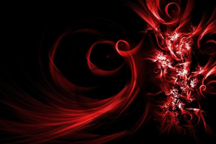 full size black and red wallpaper 1920x1200 for windows