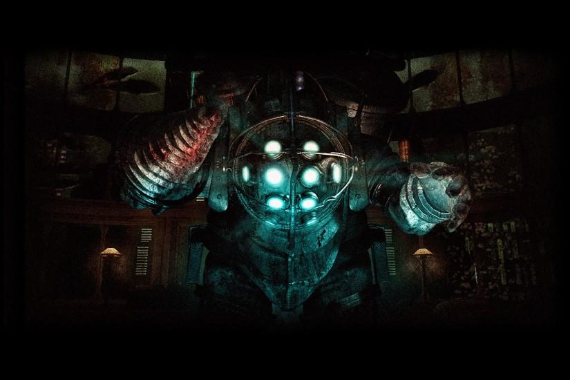 BioShock Wallpaper Iphone (10083) Full Size | Game Wallpapers HD .