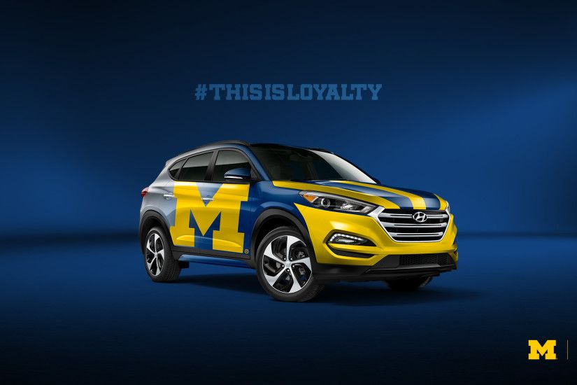 Show Off Your NCAA Football Pride with Customizable Wallpaper from Hyundai  | The News Wheel