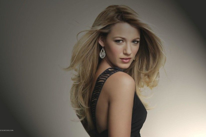 Cute Blake Lively Wallpaper 06 | hdwallpapers-