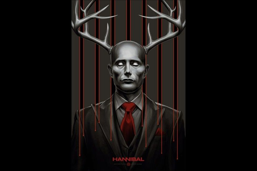 Hannibal Tv Series Desktop Background Wallpaper