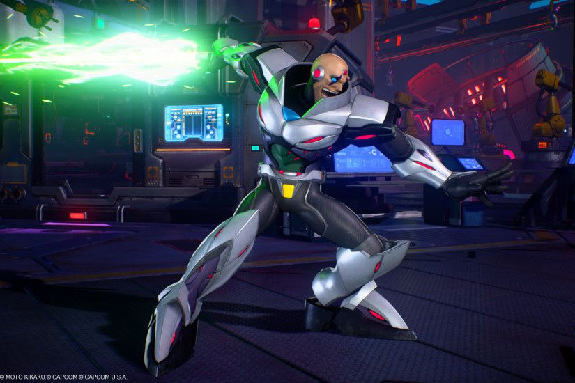 Marvel vs. Capcom: Infinite Sigma Premium Costume