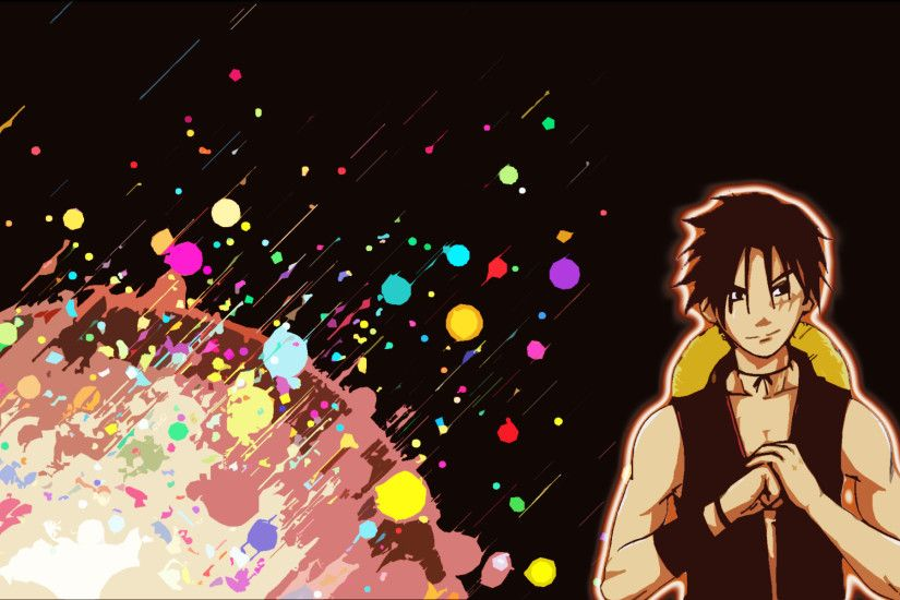 ... Monkey D. Luffy Wallpaper 1920x1200 by nazarenothebest