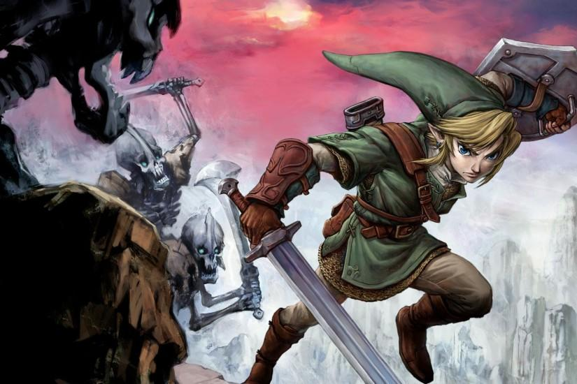 Images For > Legend Of Zelda Twilight Princess Iphone Wallpaper