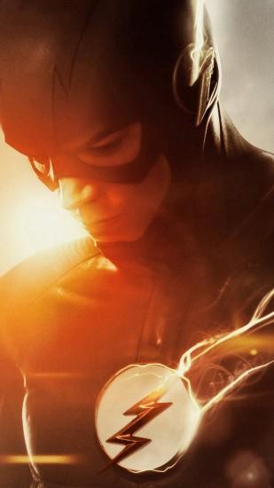 The Flash Tv Series Hero Film Art #iPhone #6 #plus #wallpaper