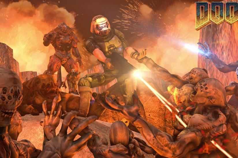 free download doom wallpaper 3840x2160 download free