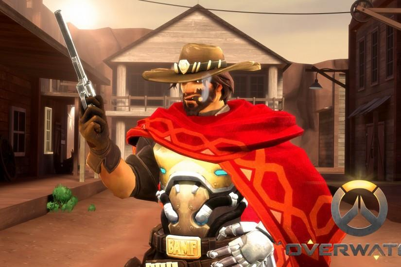 most popular mccree wallpaper 2500x1406 for iphone 5s
