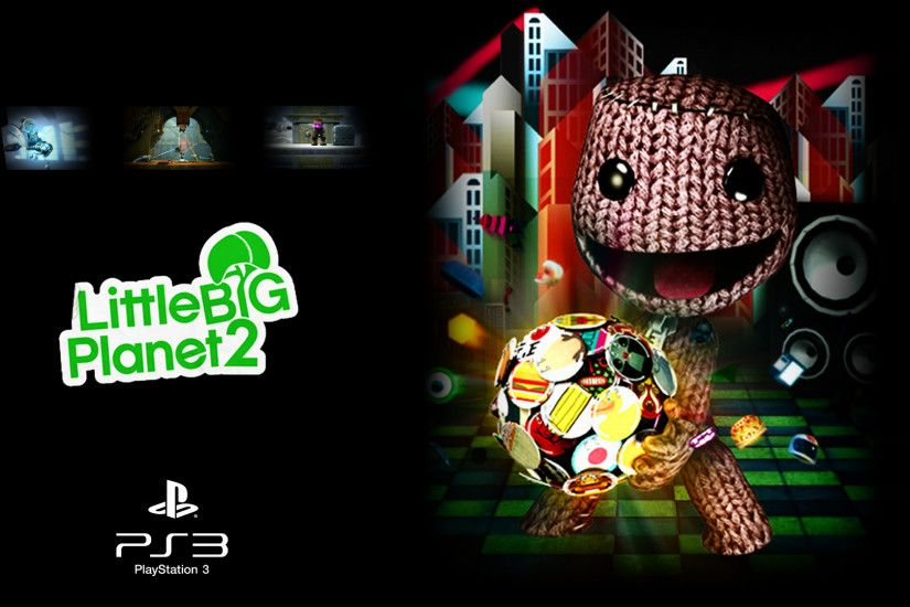 Little big planet clipart hd
