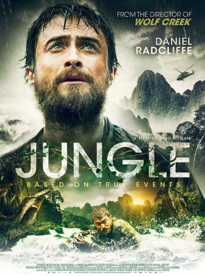 Daniel Radcliffe stars as Ghinsberg, the the first trailer shows him  encountering all sorts of terrifying scenarios in the jungle. It looks like  a harrowing ...