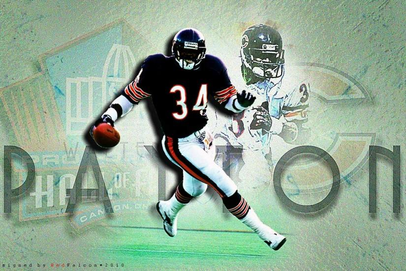 Chicago Bears Wallpaper Walter Payton