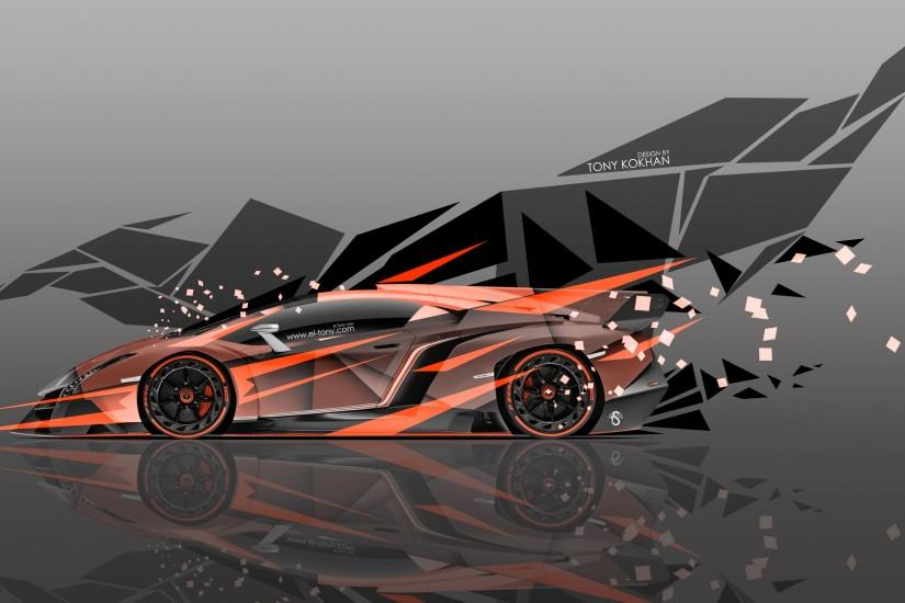 Lamborghini-Veneno -Side-Super-Abstract-Transformer-Aerography-Car-2015-Orange-Colors-4K- Wallpapers-design-by-Tony-Kokhan-www.el-tony.com_.jpg (3840…