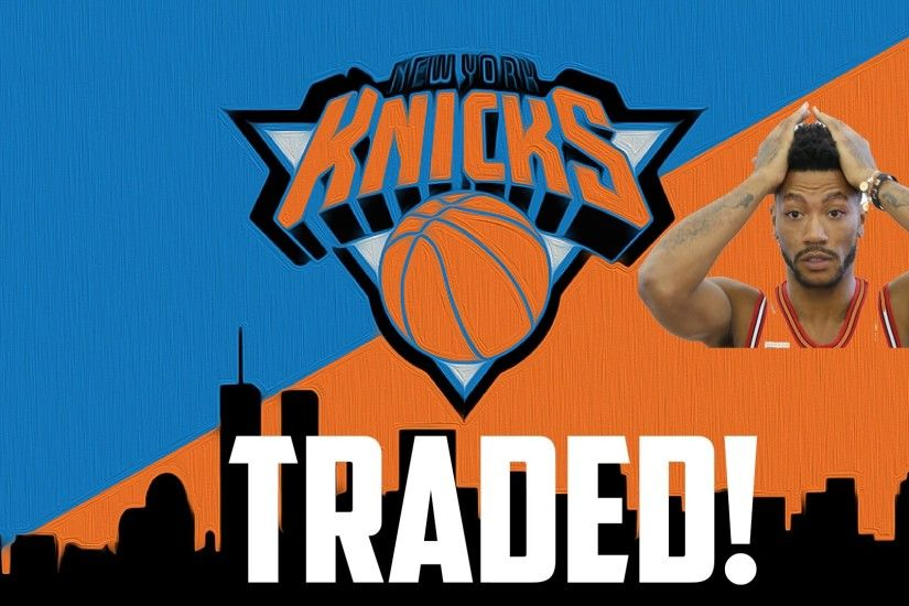 Derrick Rose Traded To The New York Knicks