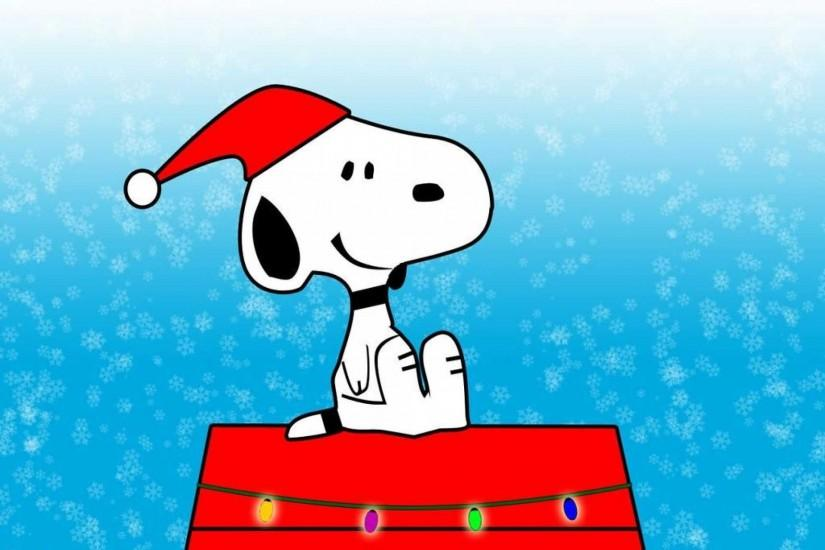 Charlie Brown Christmas HD Background.