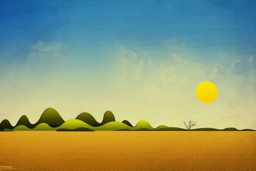 free cartoon background 1920x1200 cell phone