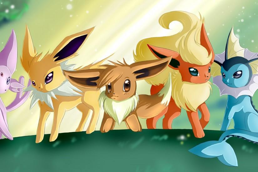 top eevee wallpaper 3800x1350 phone