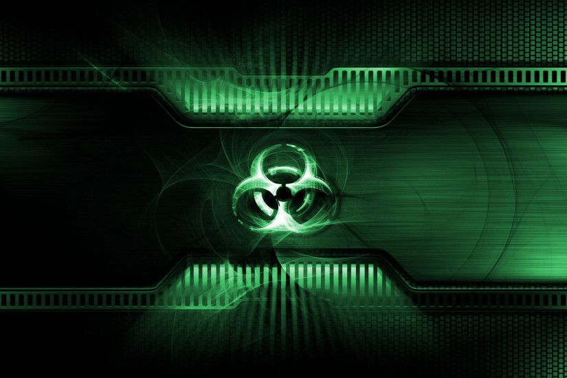 Biohazard Desktop Wallpaper - WallpaperSafari