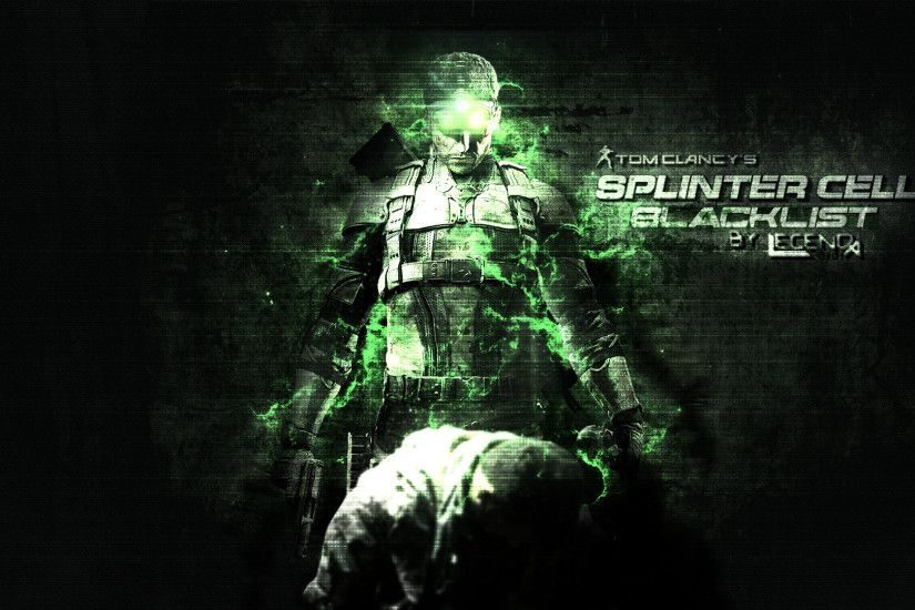 Splinter Cell Blacklist wallpaper by legenda01 Splinter Cell Blacklist  wallpaper by legenda01