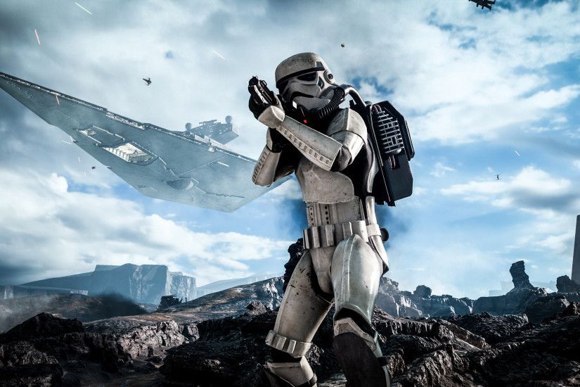 145 Star Wars Battlefront (2015) HD Wallpapers | Backgrounds - Wallpaper  Abyss
