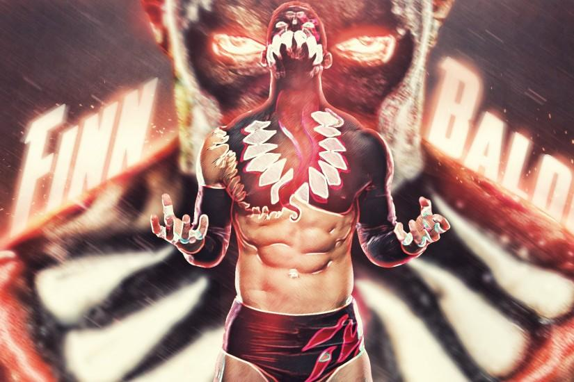 ... Finn Balor Wallpaper 2017 Full HD by Subinraj