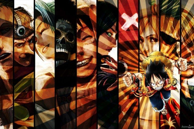 One Piece Wallpaper 1080p Wallpapertag