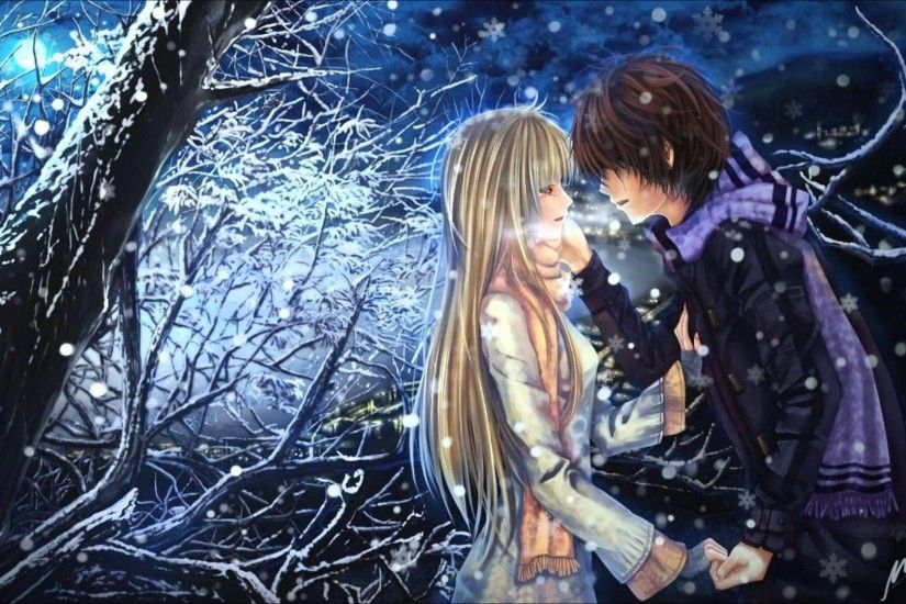 Cute Anime Love Wallpapers HD – Anime Wallpaper Collections .