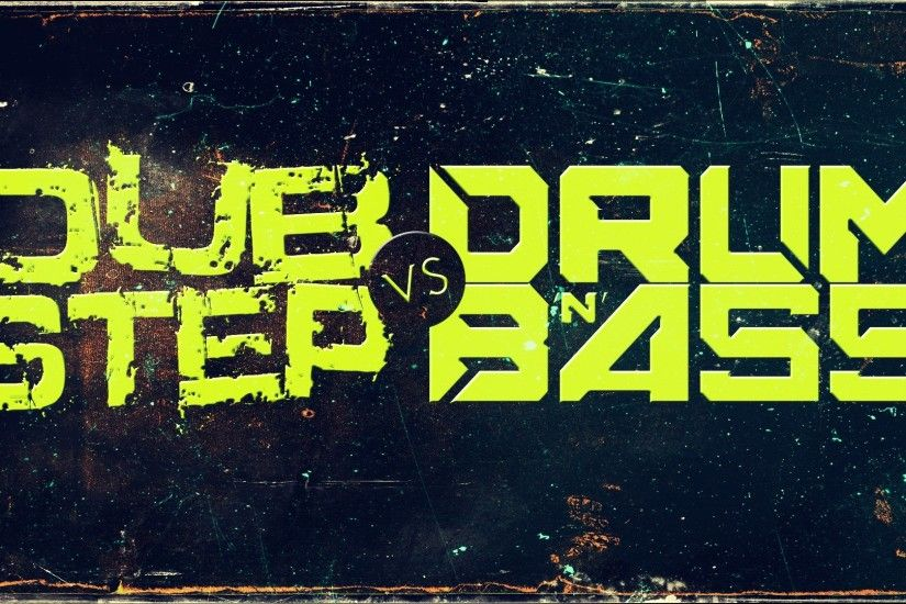 Dubstep Vs DnB HD and Wide Wallpapers
