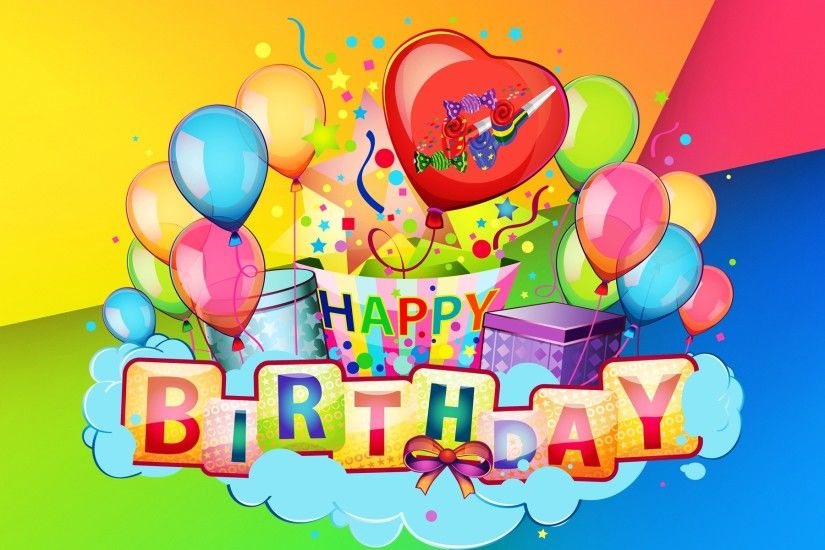 ... Happy Birthday Baby Wallpaper | Birthday Wallpapers Backgrounds ...