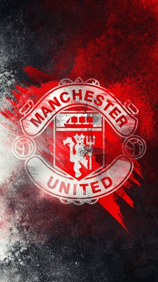 ... Manchester United - HD Logo Wallpaper by Kerimov23