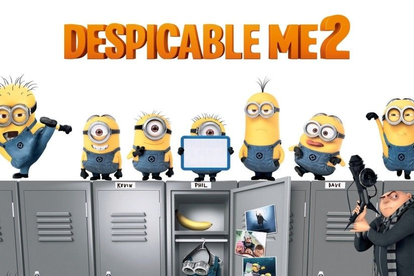 Despicable Me Minions Wallpaper For Android more info