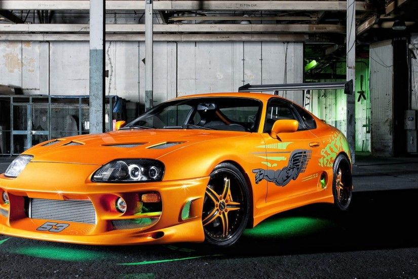 Fast And Furious, Toyota Supra, Supra Wallpapers HD / Desktop and Mobile  Backgrounds