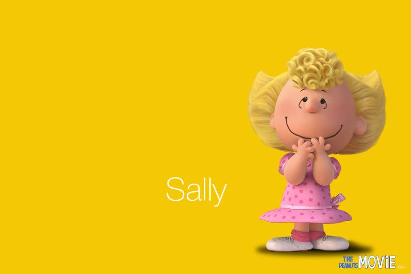 Sally wallpaper from The Peanuts Movie