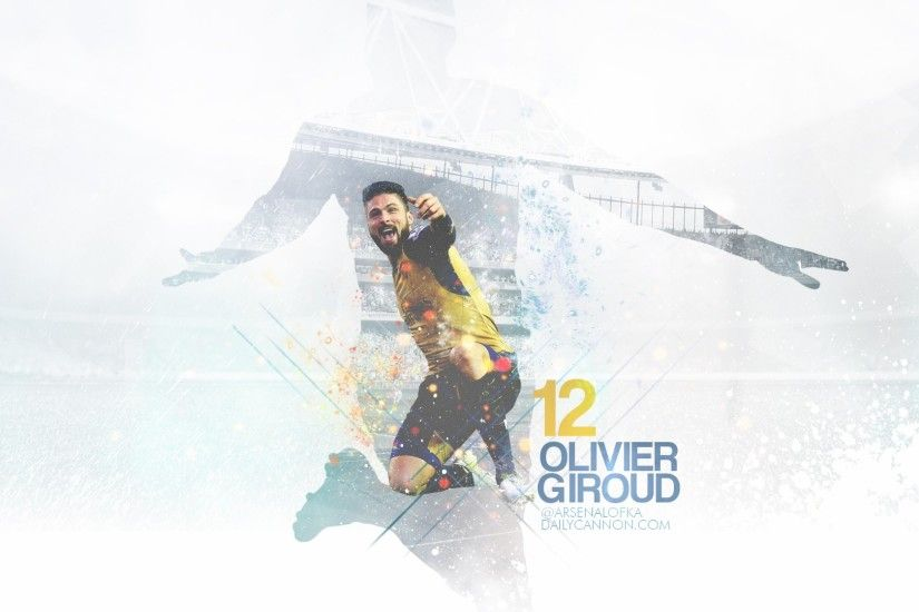 Ah Olivier Giroud, possibly our most criticised player, often without any  particular reason.