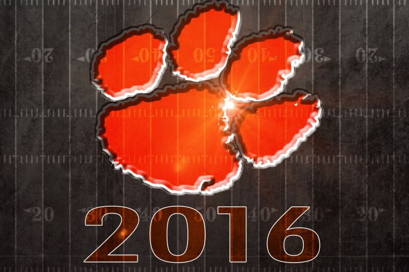 Clemson Football Wallpaper 2016 Pictures To Pin On