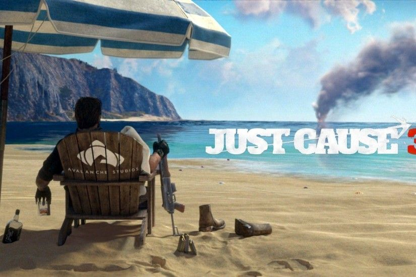 Just Cause 3 Rico Wingsuit Wallpaper | Games HD Wallpapers