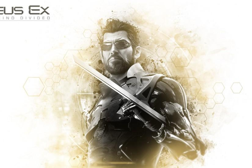 ... Deus Ex: Mankind Divided Wallpaper by General-K1MB0