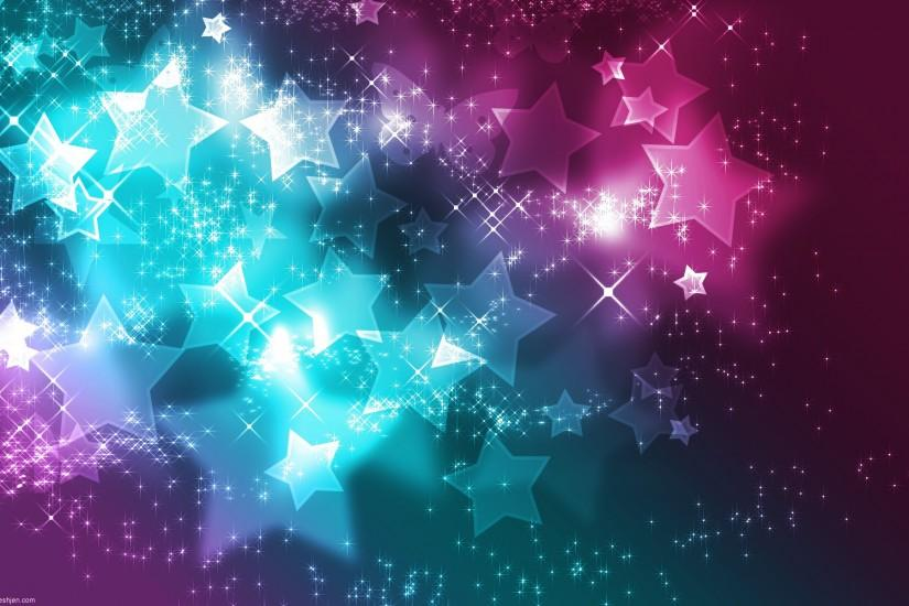 Sparkly Stars wallpaper - 111889