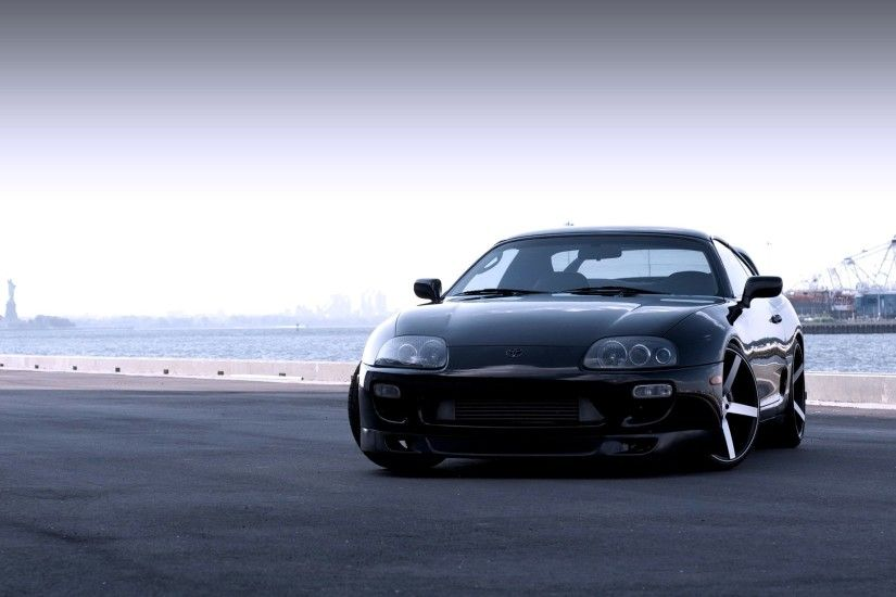 Toyota Supra PC wallpapers