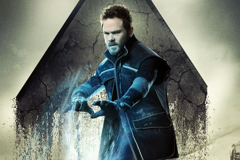 shawn ashmore as iceman / bobby x men days of future past