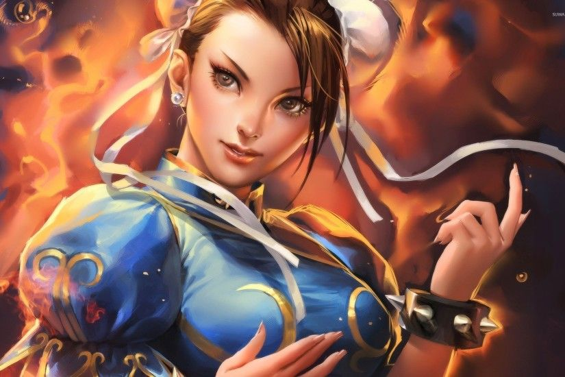 Chun-Li - Street Fighter IV wallpaper