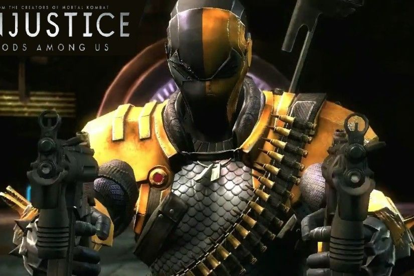 "Search Results for ""injustice gods among us deathstroke wallpaper"" –  Adorable Wallpapers"